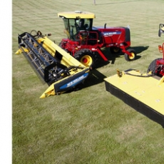 2014 New Holland Speedrower� Self-Propelled Windrowers
