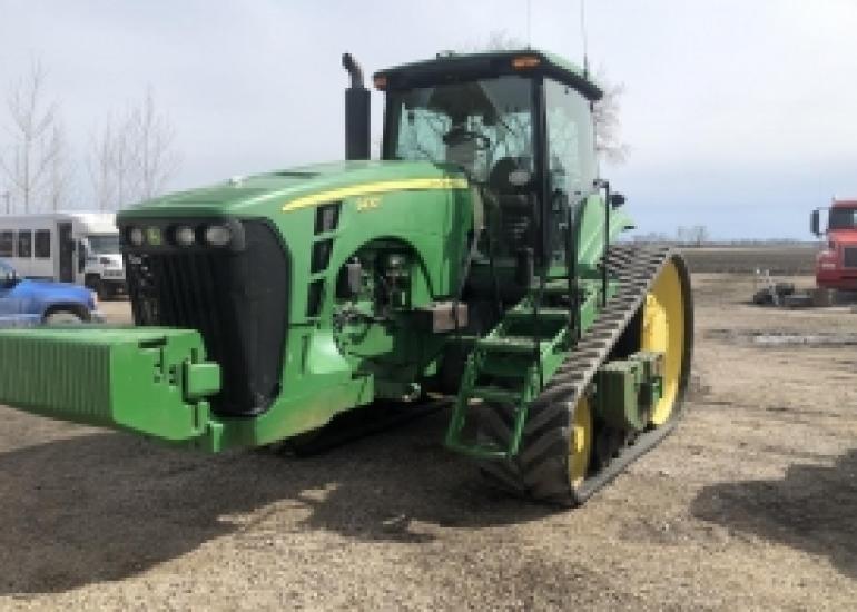 2008 John Deere 8430T Tractor