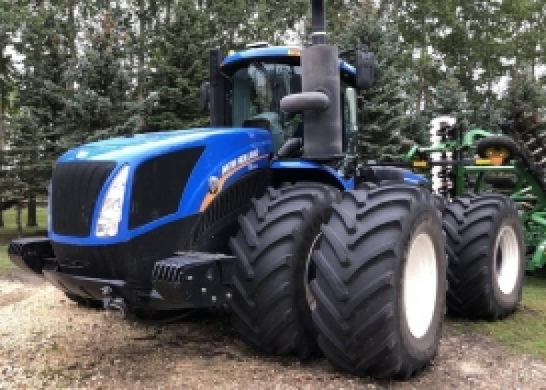 2018 New Holland T9.565HD Tractor