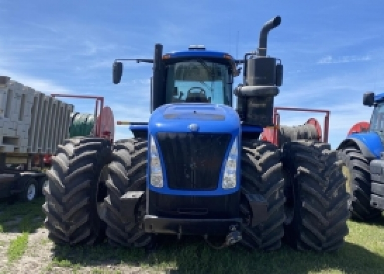 2017 New Holland T9.565 Tractor