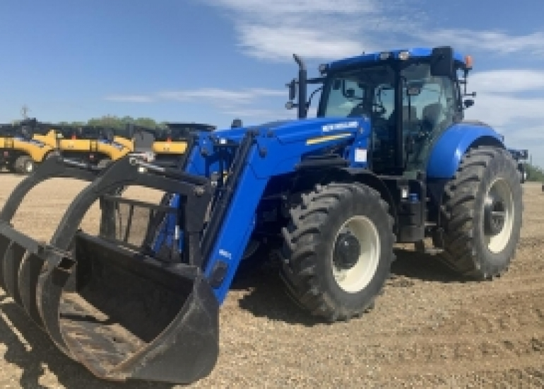 2013 New Holland T7.185 Tractor