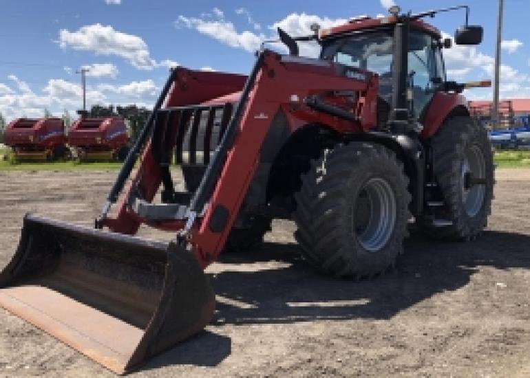 2014 Case IH MAGNUM280 Tractor