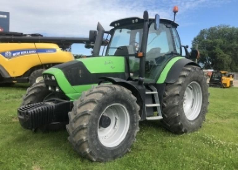 2013 Deutz-Fahr M640 Tractor