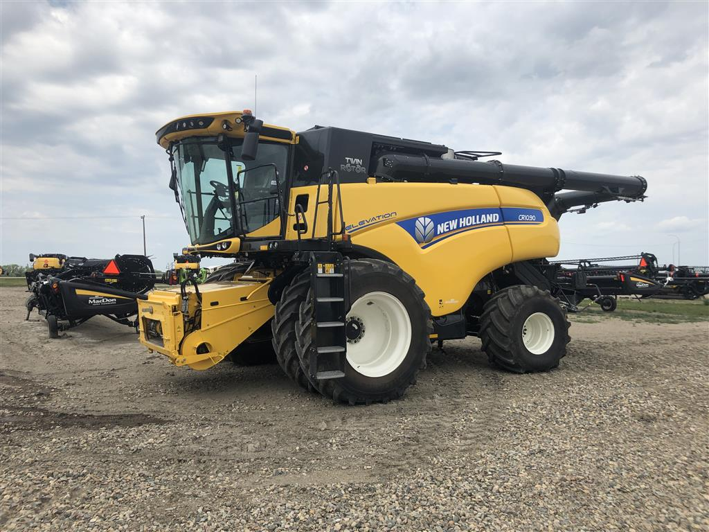 Regina New Holland Agriculture Dealership | Agricultural Equipment