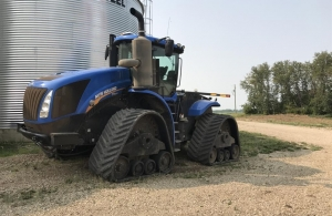 2017 New Holland T9.600 Tractor