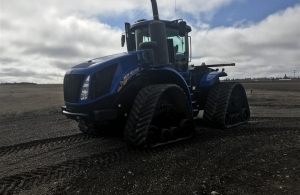 2017 New Holland T9.645 Tractor