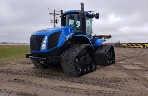 2012 New Holland T9.670HD Tractor