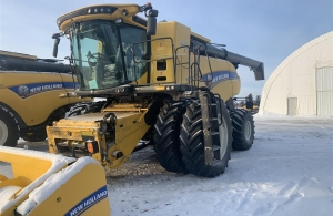2019 New Holland CR9.90Z Combine
