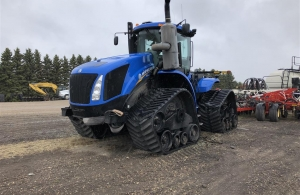 2014 New Holland T9.600 Tractor