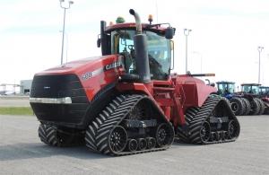 2014 Case IH STEIGER 600Q Tractor