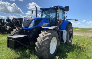 2017 New Holland T7.245 Tractor